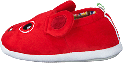 Bobbo Red Slipper Red