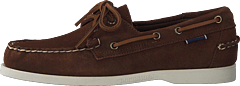 Docksides Portland Suede Dark Brown