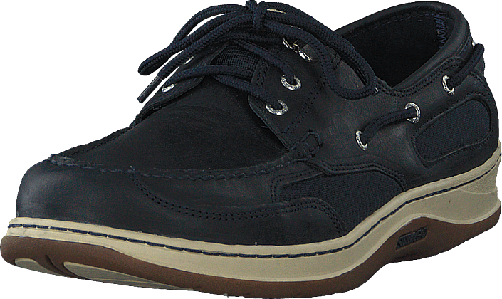 Sebago - Clovehitch II FGL waxed Blue Navy