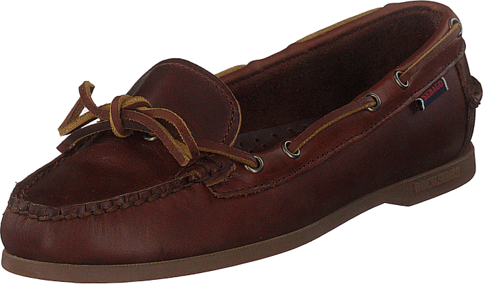 Sebago - Nina Waxy W Brown