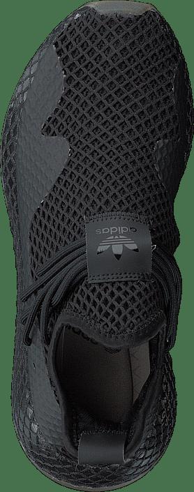 Deerupt S Core Black/core Black/gum 3