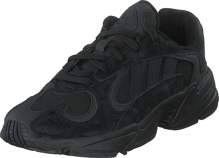 adidas Originals - Yung-1 Core Black/core Black/carbon