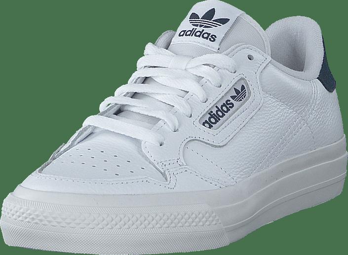 adidas Originals - Continental Vulc Ftwr White/ftwr White/collegia