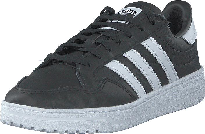 adidas Originals - Team Court Core Black/ftwr White/core Bla