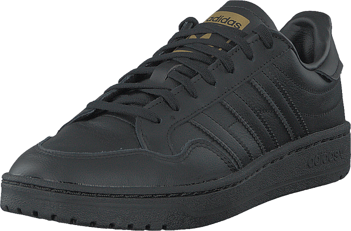 adidas Originals - Team Court Core Black/core Black/ftwr Whi