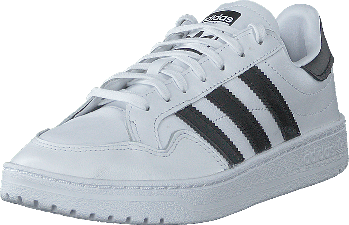 adidas Originals - Team Court Ftwr White/core Black/ftwr Whi