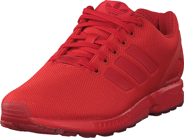 adidas Originals - Zx Flux Red/red/red