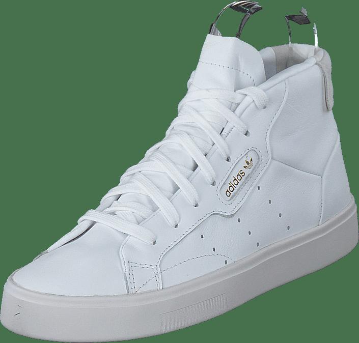 Adidas Sleek Mid W Ftwr White/ftwr White/crystal