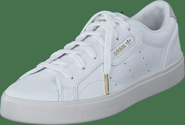 Adidas Sleek W Ftwr White/ftwr White/crystal