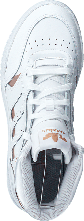Kjøp Adidas Originals Drop Step Wwr White/copper Met./ftwr Wh Sko Online