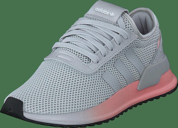 adidas Originals - U_path X W Lgh Solid Grey/lgh Solid Grey/
