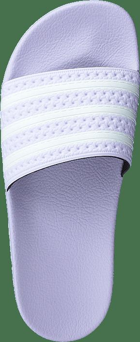 Adidas Adilette Sandals Purple TintFtwr WhitePurple Tint