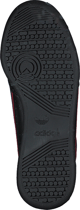 Kjøp Adidas Originals Continental 80 J Core Black/scarlet/collegiate Sko Online