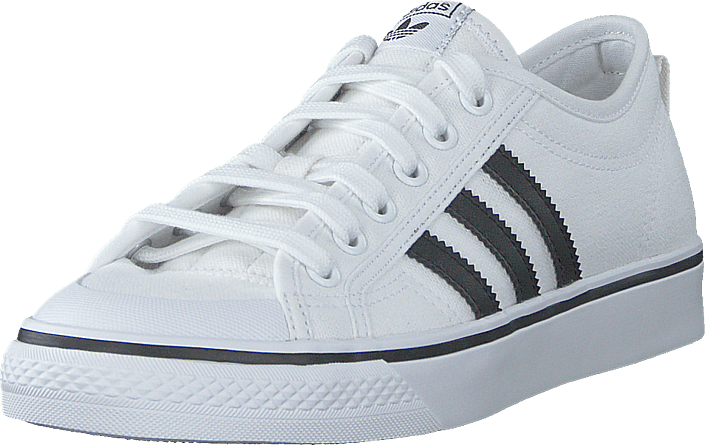 adidas Originals - Nizza J Ftwr White/core Black/ftwr Whi