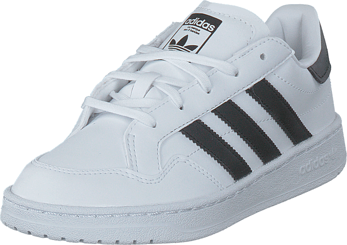 adidas Originals - Team Court C Ftwr White/core Black/ftwr Whi