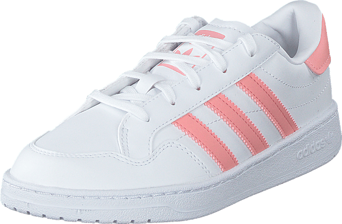adidas Originals - Team Court C Ftwr White/glory Pink/core Bla