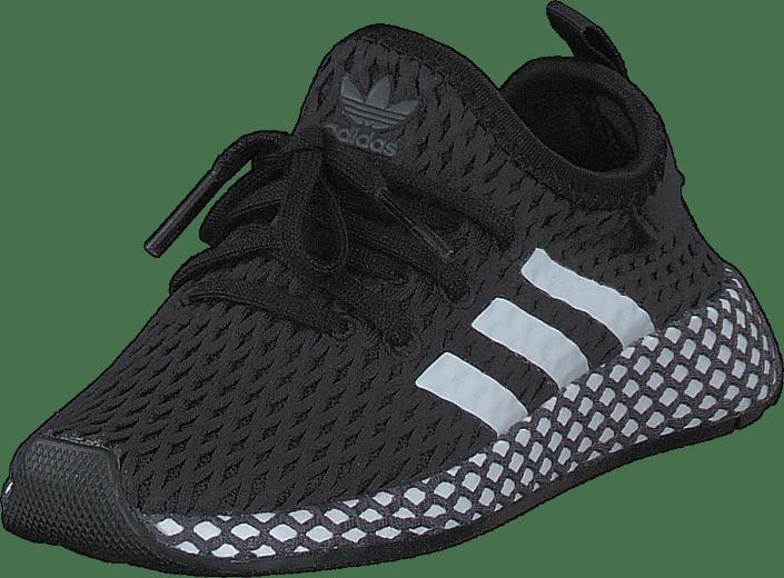 adidas Originals - Deerupt Runner I Core Black/ftwr White/grey Fiv