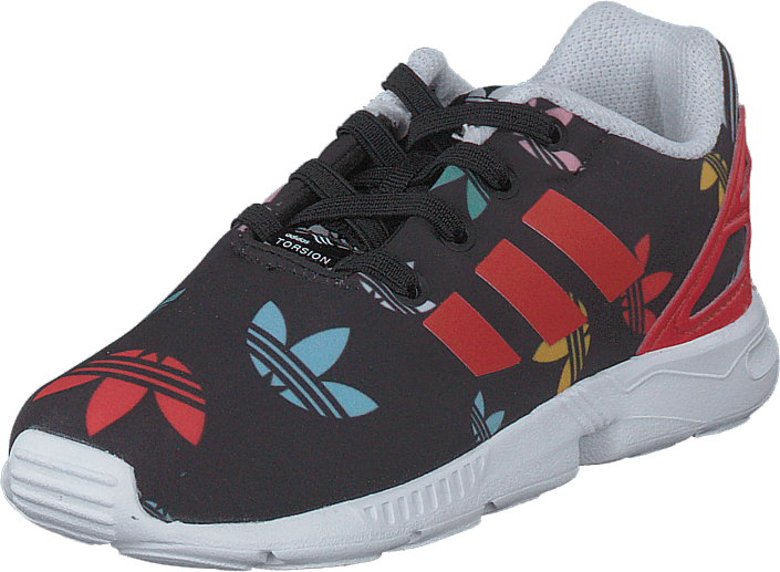 adidas Originals - Zx Flux El I Core Black/lush Red/ftwr White