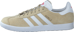 Gazelle W Savannah/ftwr White/glory Red