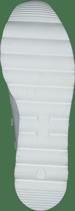 Kjøp Gabor 43.410.21 White Sko Online