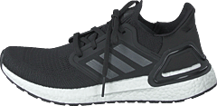 Ultraboost 20 Core Black/night Met./ftwr Whi