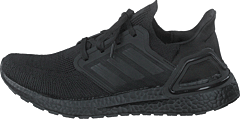 Ultraboost 20 Core Black/grey Four F17/solar