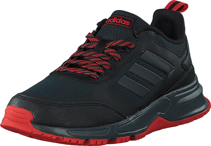 adidas Sport Performance - Rockadia Trail 3.0 Core Black/night Met./active R