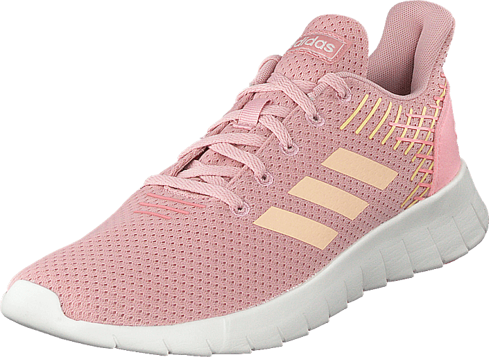 adidas Sport Performance - Asweerun Pink Spirit/glow Orange/glory
