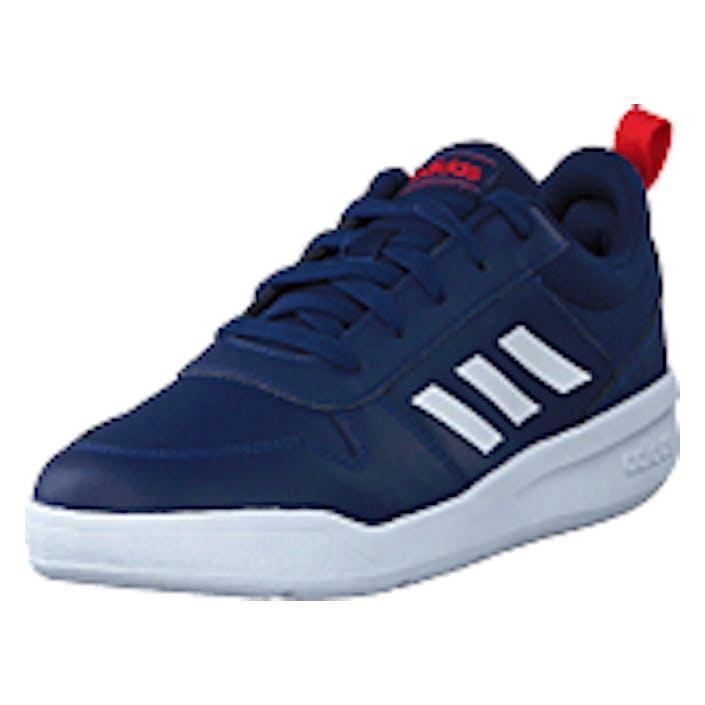 adidas Sport Performance Tensaur K Dark Blue/ftwr White/active Re, Shoes, blå, UK 5