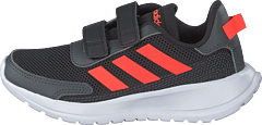 Tensaur Run C Core Black/solar Red/grey Six