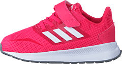 Runfalcon I Real Pink S18/ftwr White/grey