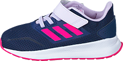 Runfalcon I Tech Indigo/shock Pink/purple