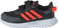 Tensaur Run I Core Black/solar Red/grey Six