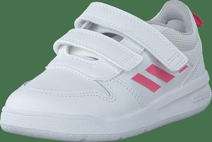 adidas Sport Performance - Tensaur I Ftwr White/real Pink S18/ftwr