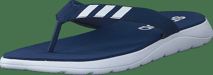 Comfort Flip Flop Tech Indigo/ftwr White/tech In