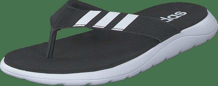 adidas Sport Performance - Comfort Flip Flop Core Black/ftwr White/core Bla