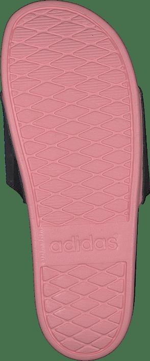 Adilette Comfort Core Black/glory Pink/core Bla