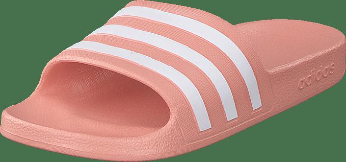 adidas Sport Performance - Adilette Aqua Dust Pink/ftwr White/dust Pink