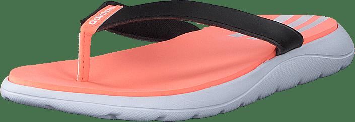 adidas Sport Performance - Comfort Flip Flop Core Black/ftwr White/signal C