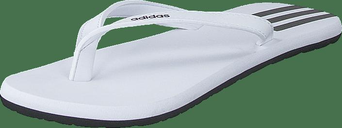 adidas Sport Performance - Eezay Flip Flop Ftwr White/core Black/core Bla
