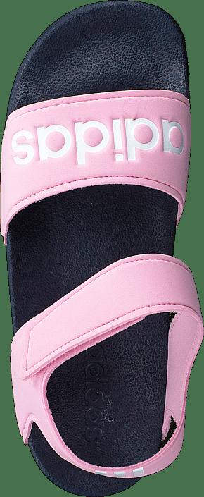 Kjøp Adidas Sport Performance Adilette Sandal K True Pink/ftwr White/trace Blu Sko Online