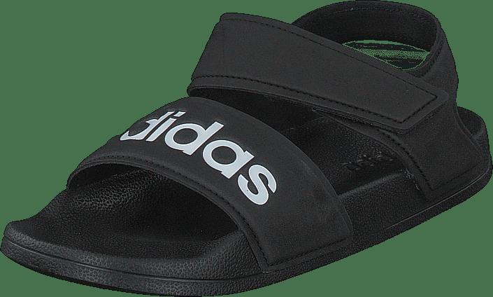 adidas Sport Performance - Adilette Sandal K Core Black/ftwr White/core Bla