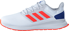 Runfalcon Ftwr White/solar Red/dash Grey
