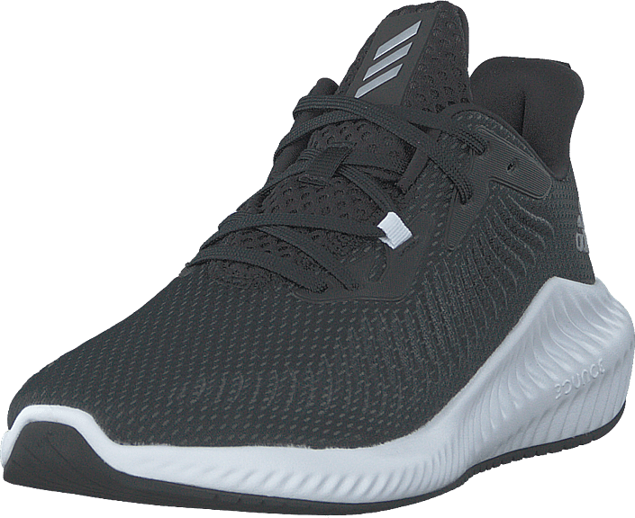 Alphabounce 3 Core Black/silver Met./core Bl
