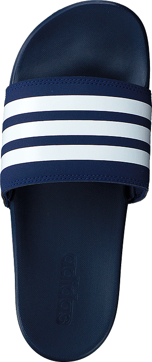Adilette Comfort Dark Blue/ftwr White/dark Blue