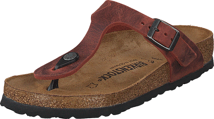 Birkenstock - Gizeh Earth Red