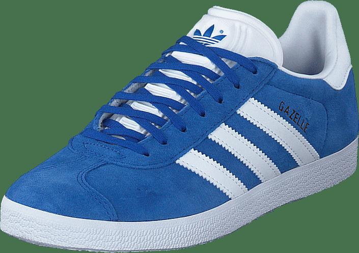 adidas Originals - Gazelle Blue/ftwr White/gold Met.