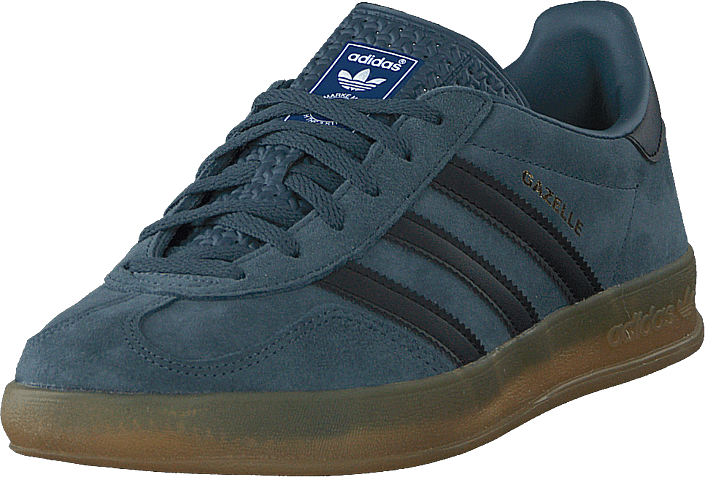 Gazelle Indoor Legacy Blue/gum 3/core Black | Shoes for every ...
