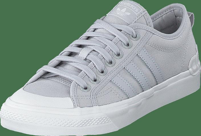 adidas Originals - Nizza Lgh Solid Grey/crystal White/g