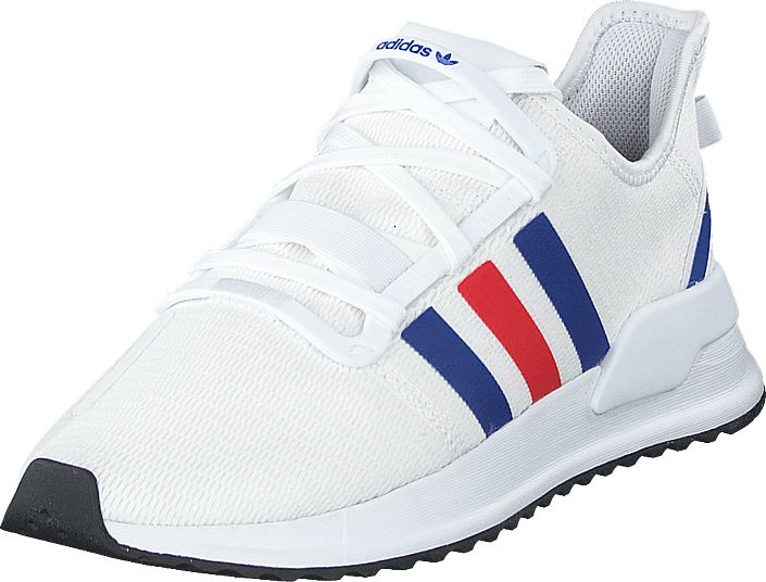 adidas Originals - U_path Run Ftwr White/team Royal Blue/lus